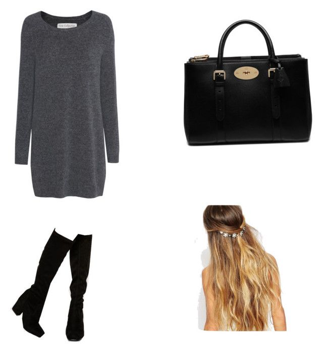 """Untitled #23"" by malineiksa on Polyvore featuring Fine Collection, Mulberry, Faith and Johnny Loves Rosie"