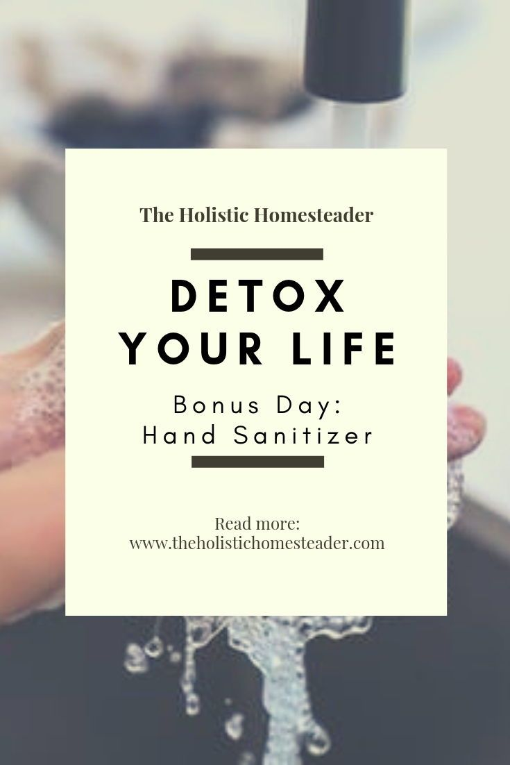 Ready To Detox Your Life Not Sure Where To Start Follow Along
