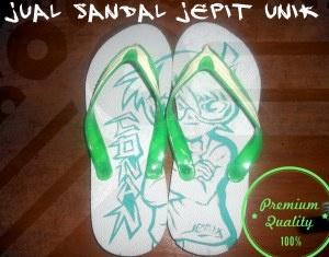 Sandal jepit unik dan nyentrik dengan harga murah