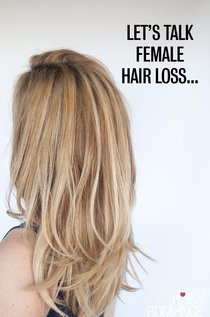 Hair Romance - let's talk female hair loss