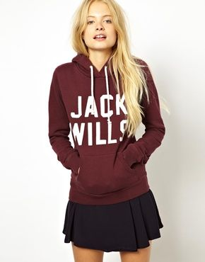 Really been wanting a Jack wills hoodie lately