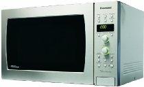 Panasonic NN-CD989S 1-1/2 Cubic Feet 1100-Watt Convection Inverter Microwave, Full Stainless Steel Interior/Exterior