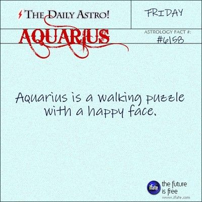Aquarius-i must say that i agree with this!
