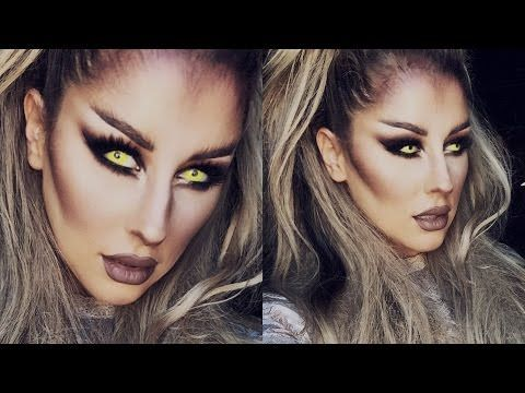 Werewolf Makeup Halloween Tutorial- CHRISSPY