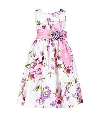 Jayne Copeland 712 FloralPrint Dress #Dillards
