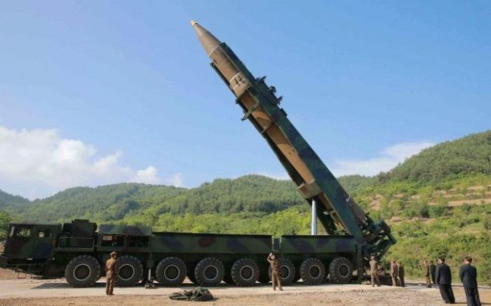 North Korea appears to be preparing to carry out another missile launch, US and South Korean military officials have said, warning the test could be of another intercontinental ballistic missile.  The launch could come as early as Thursday, which marks the 64th anniversary of the singing of the armistice that brought the Korean War to an uneasy truce.