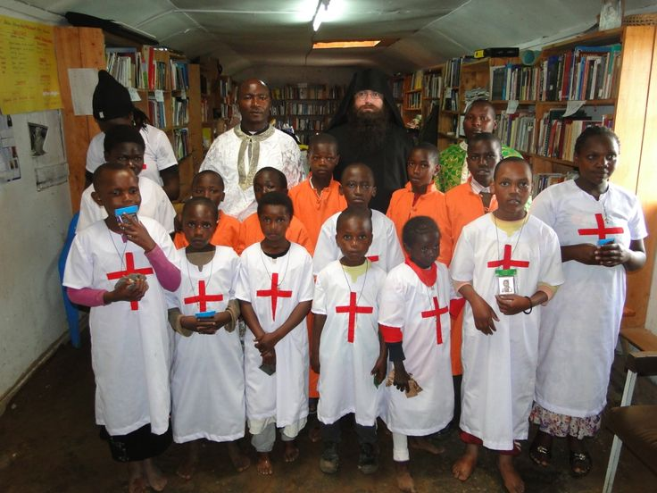 Give Children the Opportunity to be with the Lord each and every day - St Barnabas Orthodox Orphanage and School