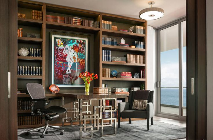 A Jaw-Dropping, Oceanfront Penthouse in Miami Beach - Design Milk
