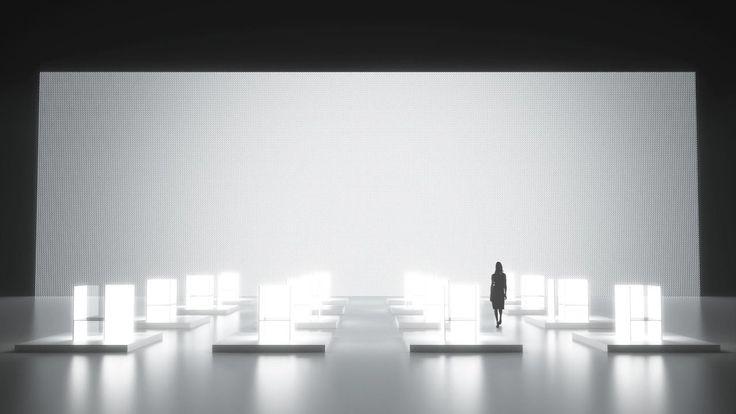Tokujin Yoshioka and LG to create huge light installation during Milan d...