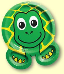 Hefty 174 Zoopals 174 Plates Have Been Especially Developed For