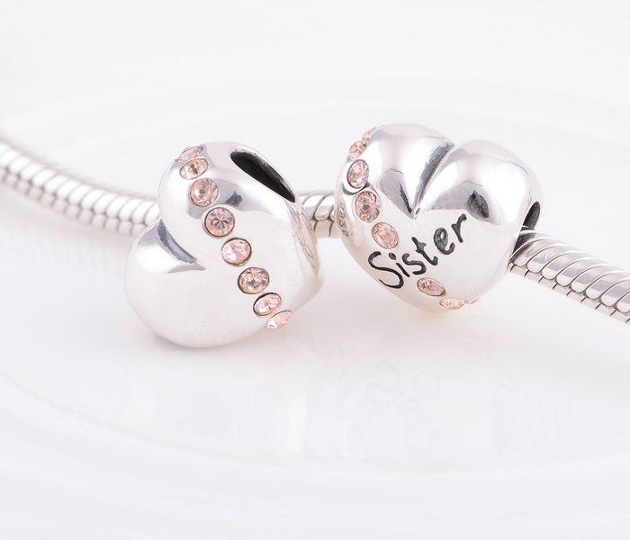 Pretty Pandora Sister Bracelet