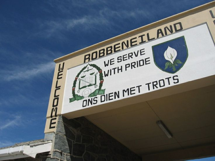 Robbeneiland - South Africa