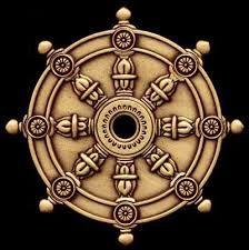 Resultado de imagen para rueda del dharma tatuaje