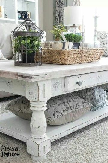 Beautiful farmhouse home decor