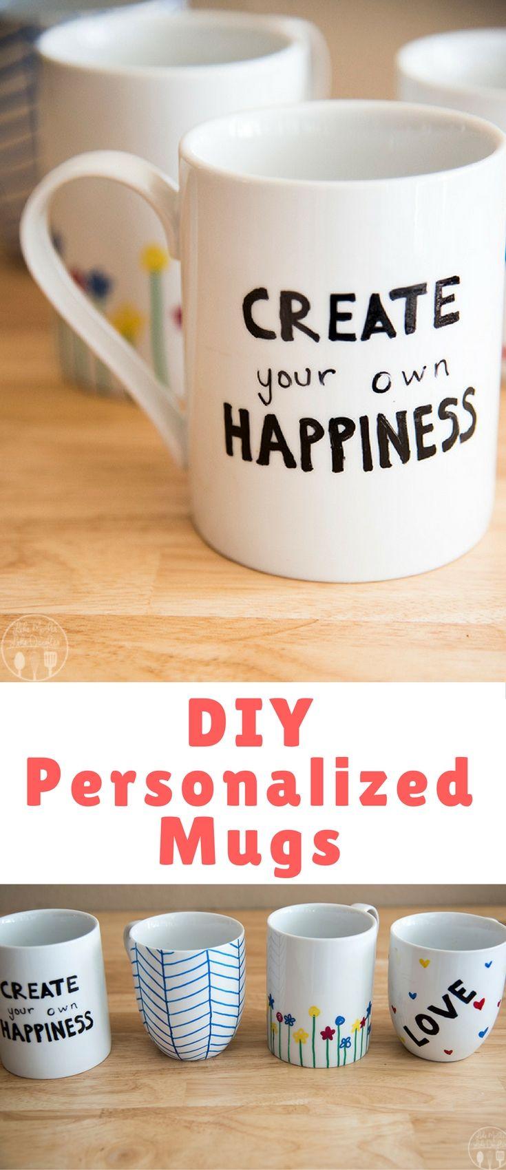 best 25 personalized mugs ideas on pinterest coffee mug. Black Bedroom Furniture Sets. Home Design Ideas