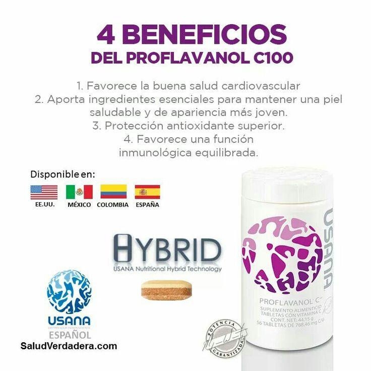 PROFLAVANOL C100 www.florencio.usana.com https://sites.google.com/view/saludylibertad/p%C3%A1gina-principal