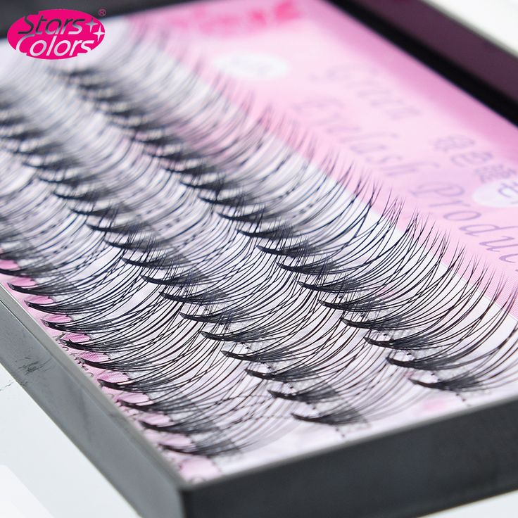 0.10 mm C Curl Faux Mink Eyelashes Natural Soft False Eyelashes Planting Fake Eyelash Extensions Silk Lashes Fake Eyelashes