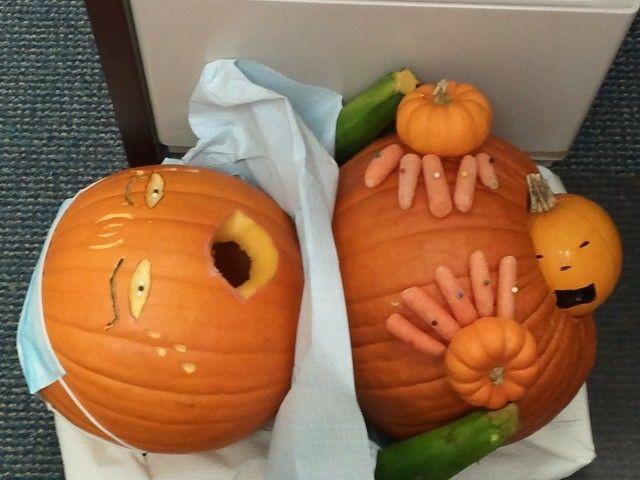 58 best halo ween ideas images on Pinterest | Halloween pumpkins ...