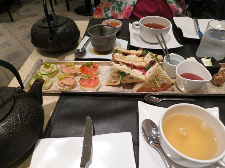 Birks Cafe par Europea - one of the best places in Montreal for Afternoon Tea