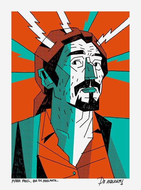Jorge Alderete #illustration