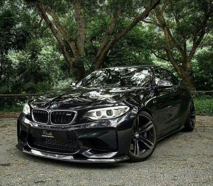 BMW F87 M2 black