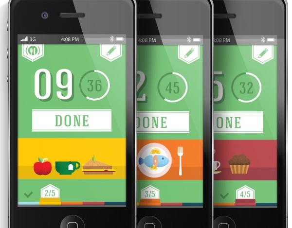 5 meals app