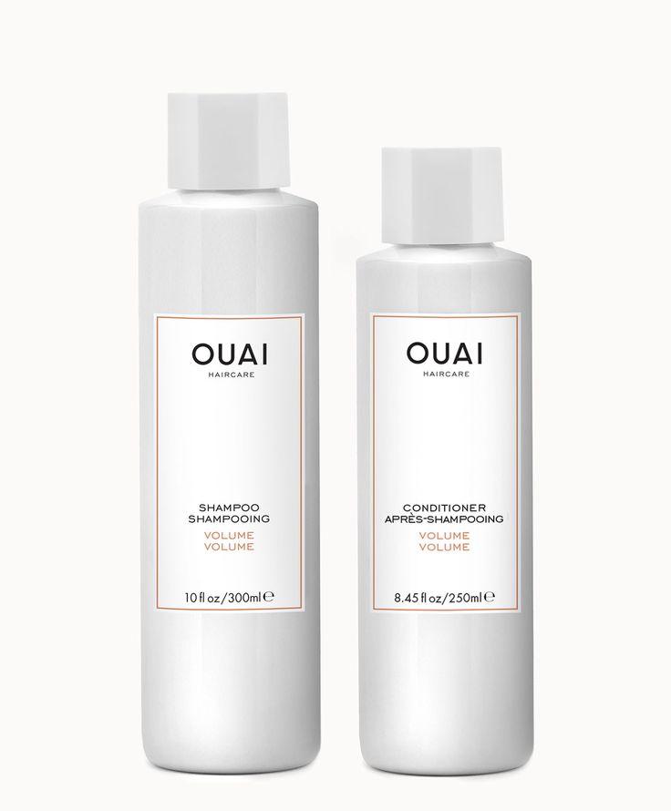 OUAI hair by Jen Atkin (Kardashian's hair stylist) designed by Case NY http://www.case-agency.com/