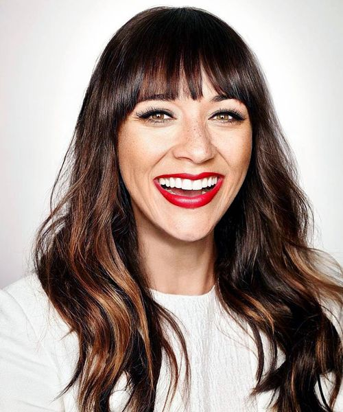 Rashida Jones photographed by Art Streiber for Wired