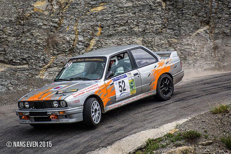 BMW 318 IS - Serge GIRAUDO / Fabien BEN ABDALLAH