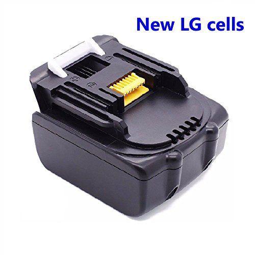 14.4V 3000mAh Remplacer Makita BL1430 BL1415 batterie d'outils électriques (100% de nouvelles cellules LG): Price:29.8 Nous sommes…