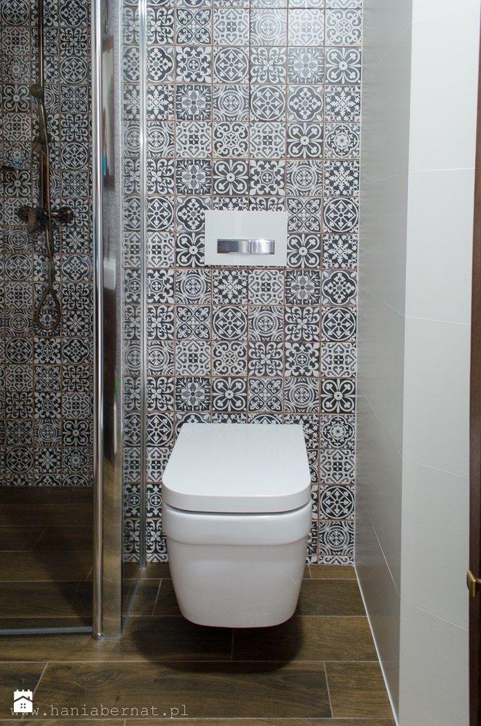 łazienka Styl Rustykalny Zdjęcie Od Hania Bernat