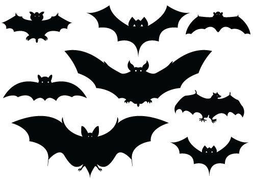Halloween silhouette