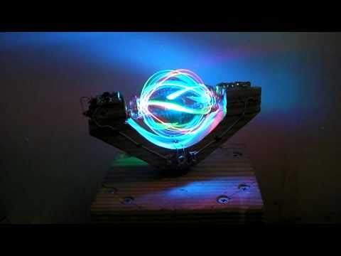 HD Camera Test - The LED Ball - YouTube