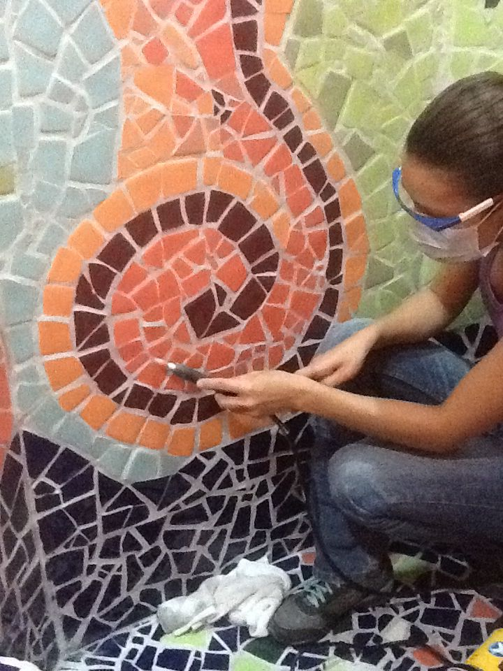 Pulir #mosaico