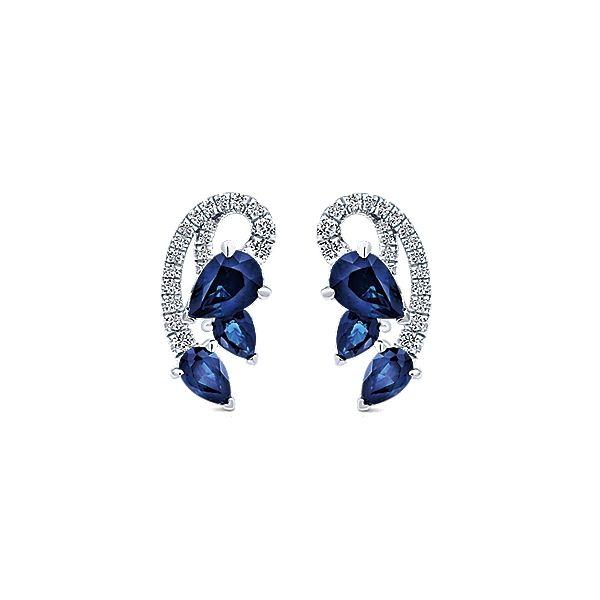Best 25 Sapphire earrings ideas on Pinterest