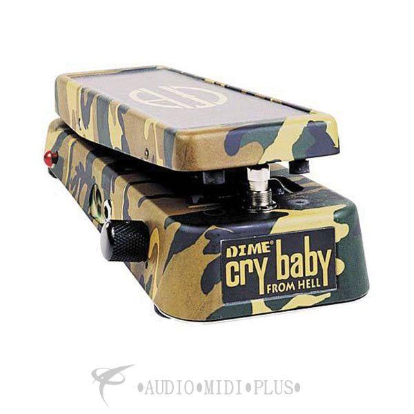 Dunlop Dimebag Signature Cry Baby Wah Wah Pedal - DB01-U