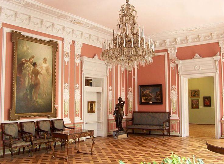 Розкішний палац Потоцьких у Львові