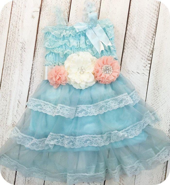 Ariel's Teal Dress