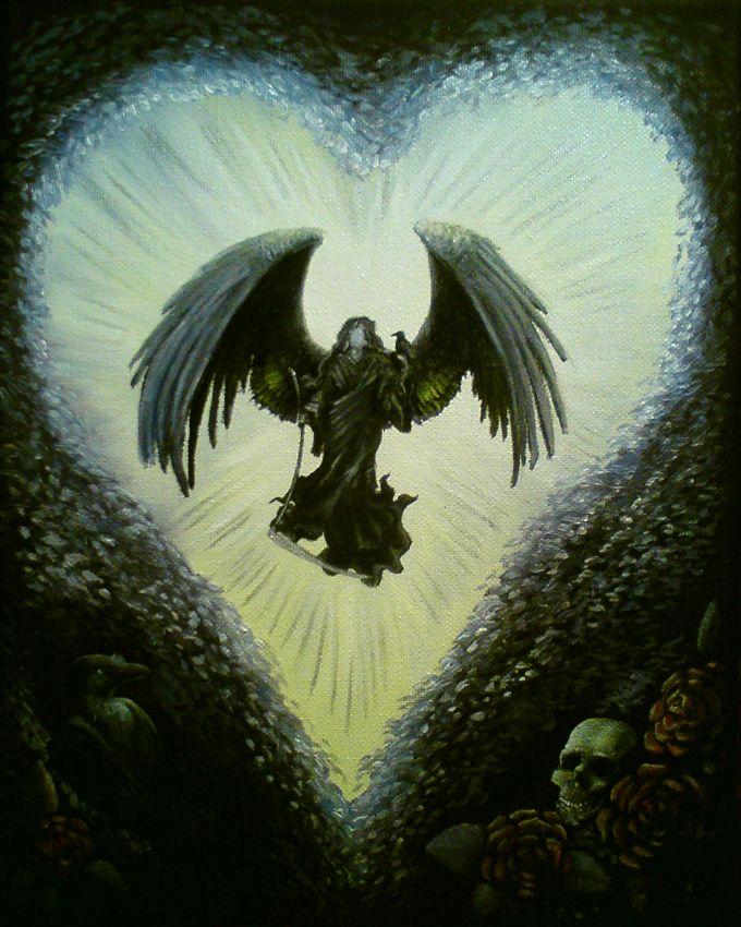 Best 25+ Archangel Azrael Ideas On Pinterest