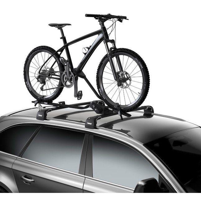 Thule Roof Racks Bike In 2020 Bike Roof Rack Thule Roof Bike Rack Thule Bike