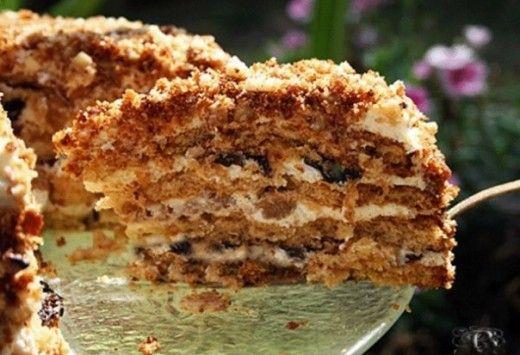 Торт Белочка — самый простой рецепт приготовление