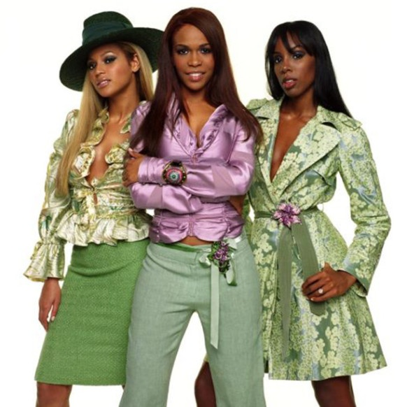Destiny's Child DC Singles From Destiny Fulfilled