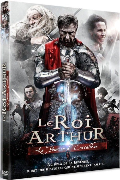 King Arthur: Excalibur Rising (2017) Full Movie Streaming HD