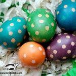 POLKA-DOT+Easter+Eggs