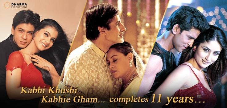 KABHI KHUSHI KABHIE GHAM (2.001) con SRK + Jukebox + Sub. Español A455dfb0a0867421937829047e99f508