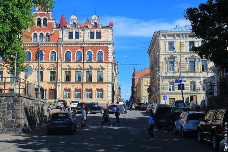 Old Town Hall of Viipuri (1652, 1895), Vyborg