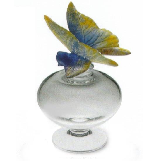 Sommerfugl Parfymeflaske, Daum