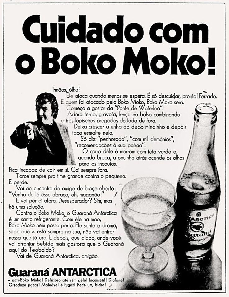 Anúncios anos 70 - Oswaldo Hernandez