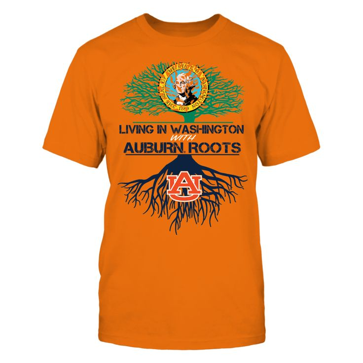 Auburn Tigers - Living Roots Washington Front picture
