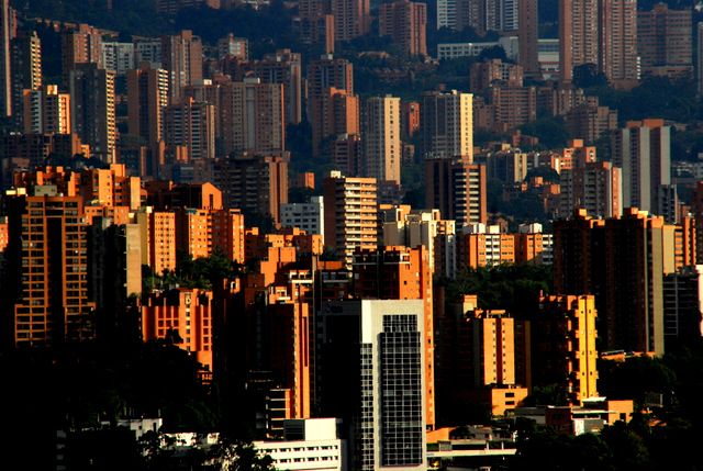 Day 168: downtown Medellin (Colombia)